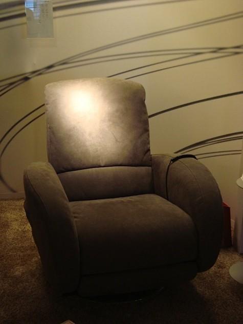 Natuzzi 2333 relaxfauteuil als showroommodel
