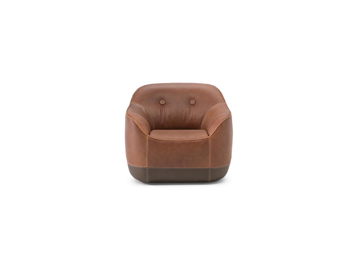 Natuzzi fauteuil Furrow hoofdfoto