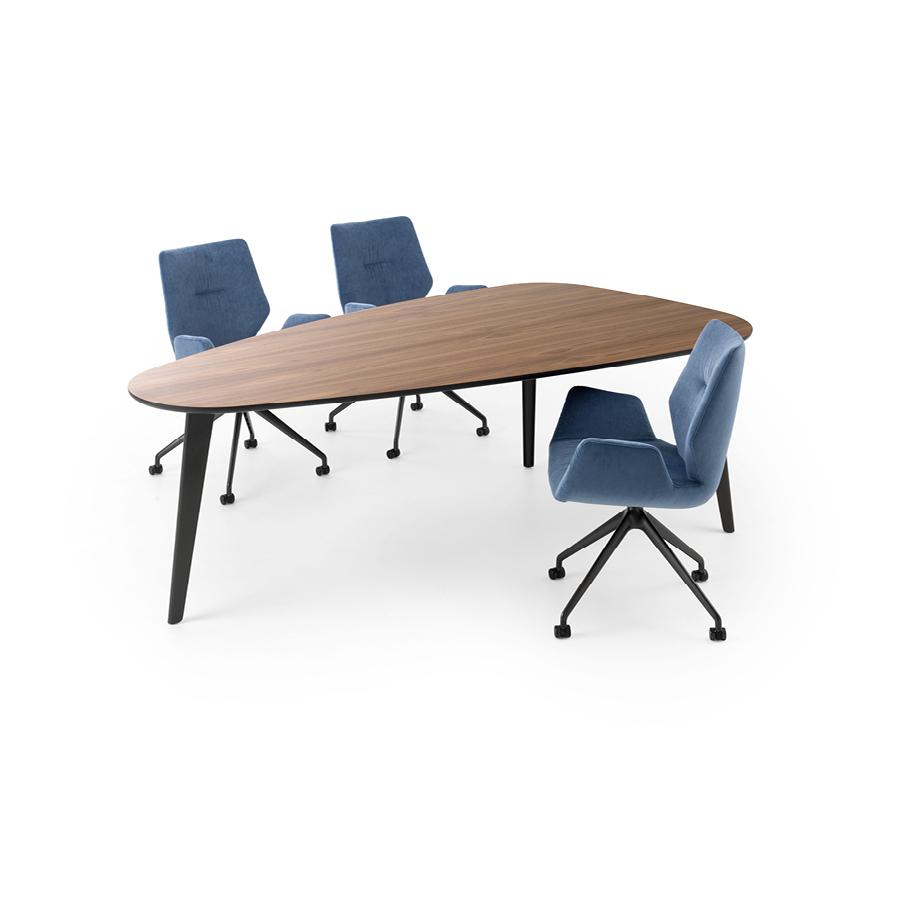 Leolux tafel Bondi