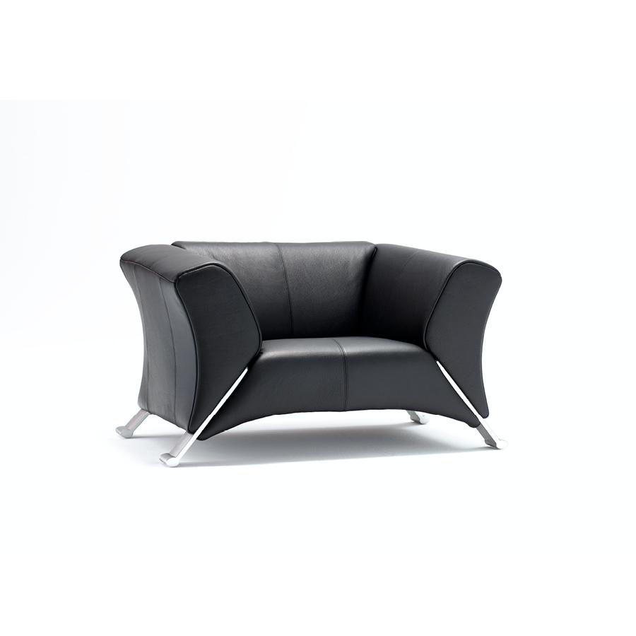 Rolf Benz fauteuil 322 laag
