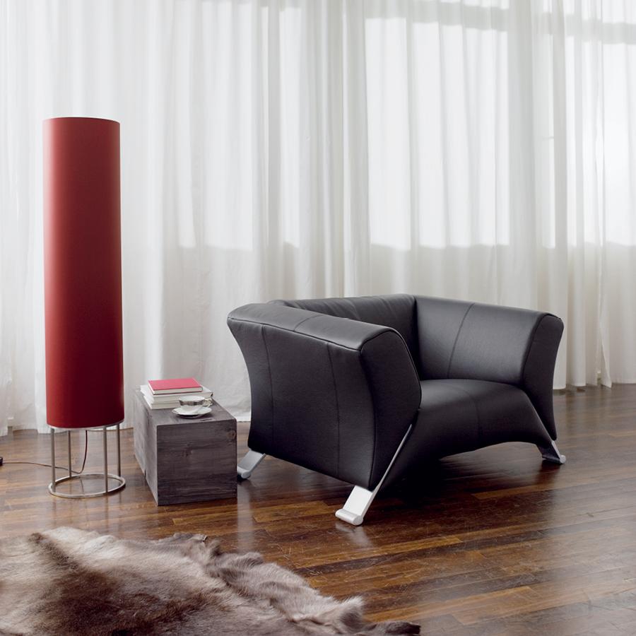 Rolf Benz fauteuil 322 sfeer laag