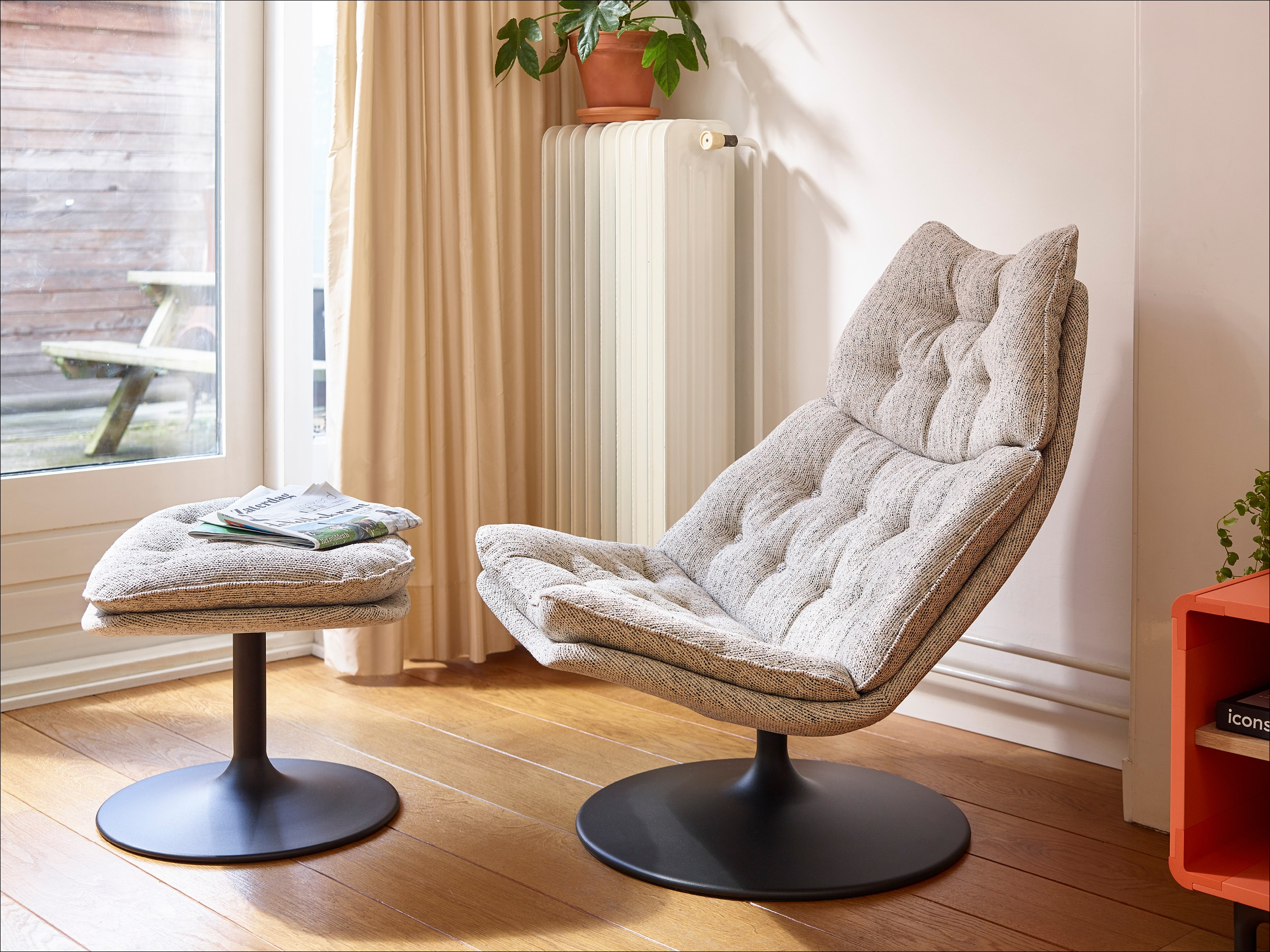 Artifort fauteuil F500serie-2 sf