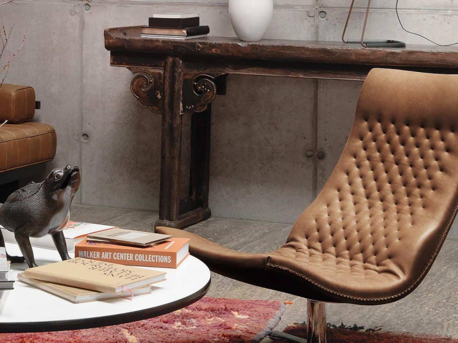 De Sede fauteuil DS-51 sf