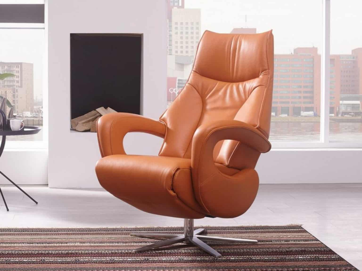 De Toekomst fauteuil Twice TW036 sf