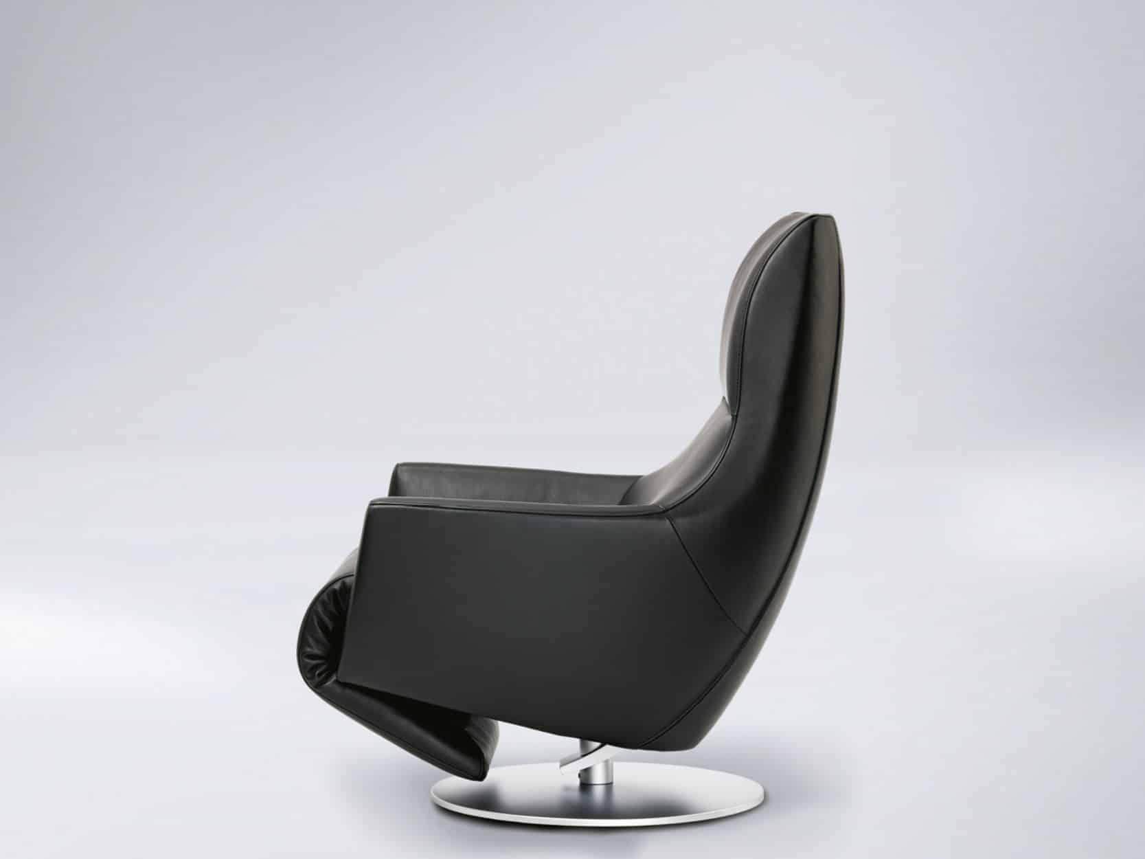 FSM fauteuil Stand up zijaanzicht