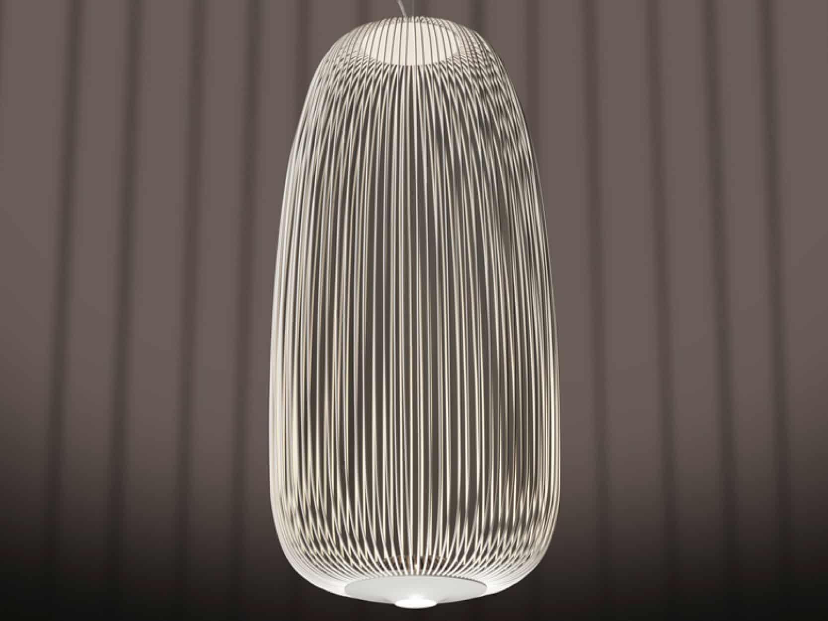 Foscarini hanglamp Spokes1 sfeer