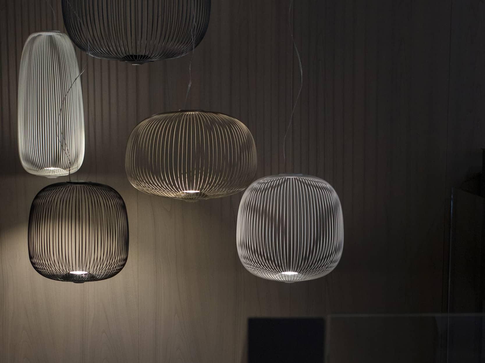 Foscarini hanglamp Spokes3 sfeer
