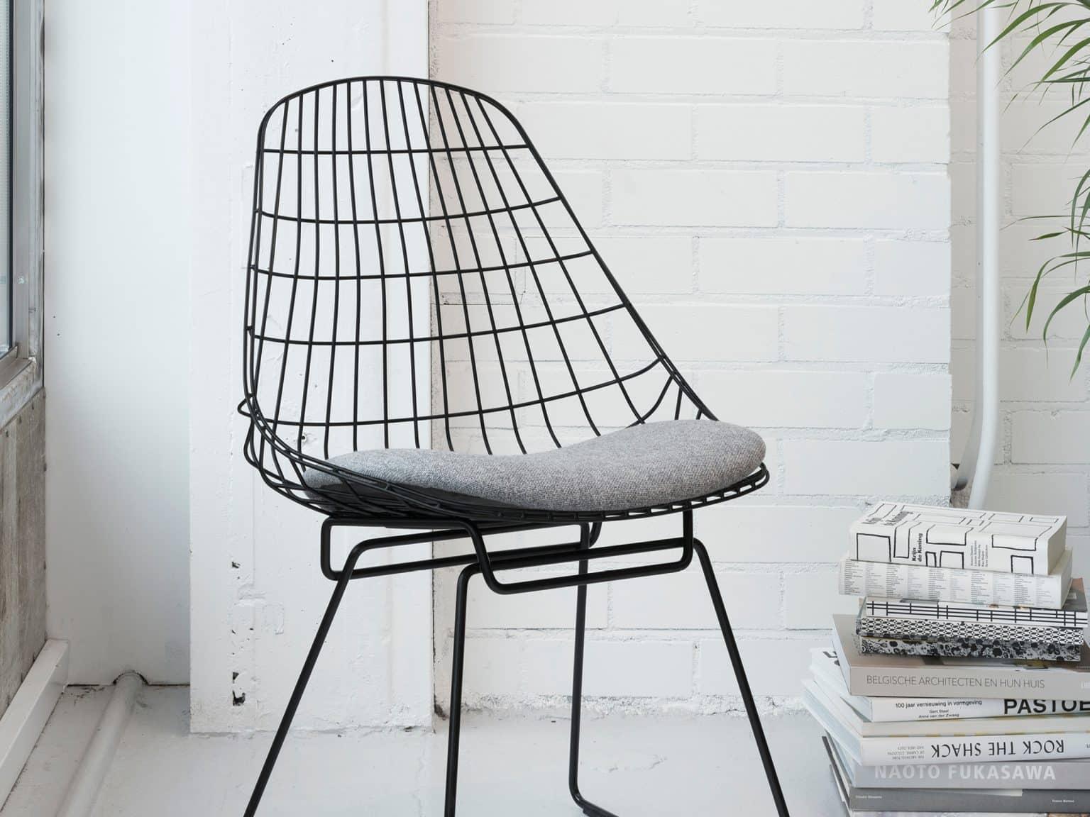 Pastoe stoel Wire sf