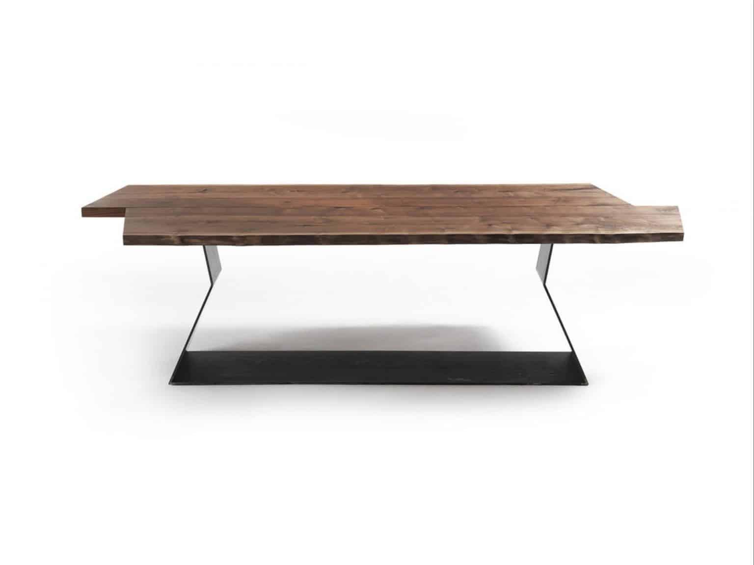 Riva1920 tafel Bedrock plank pa