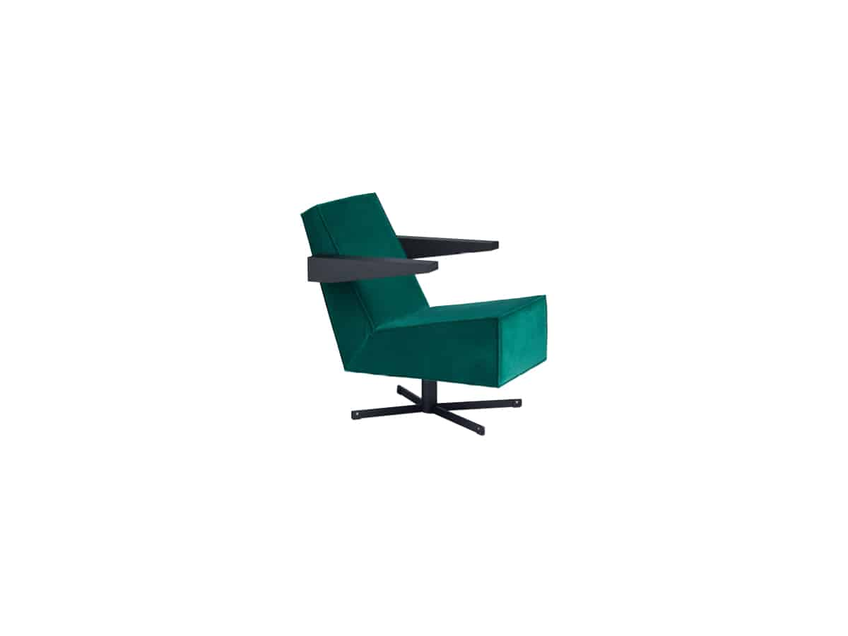 Spectrum fauteuil Press Room Chair