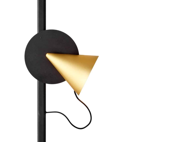 Leolux lamp Qone detail
