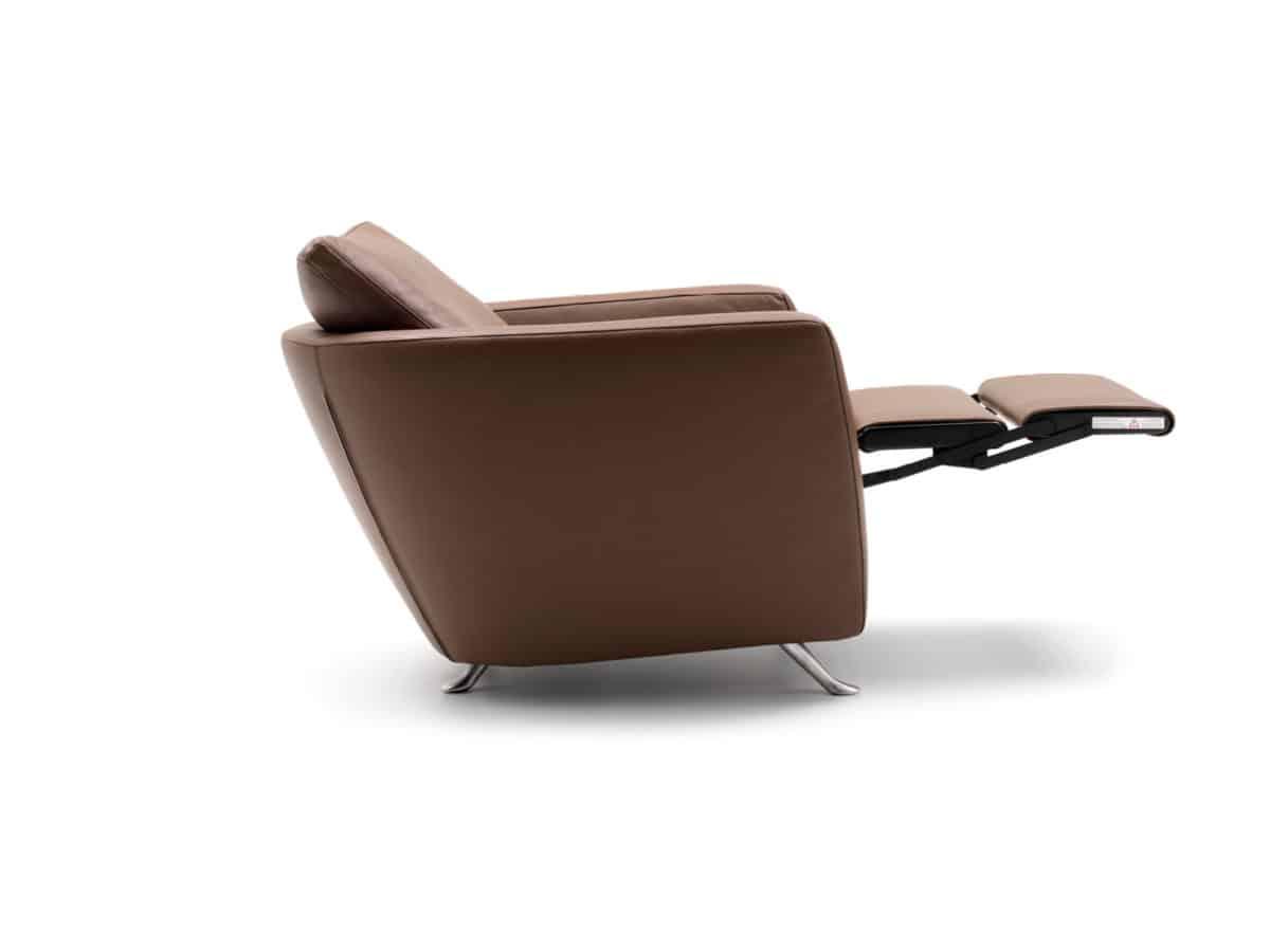 FSM fauteuil Sesam zijaanzicht