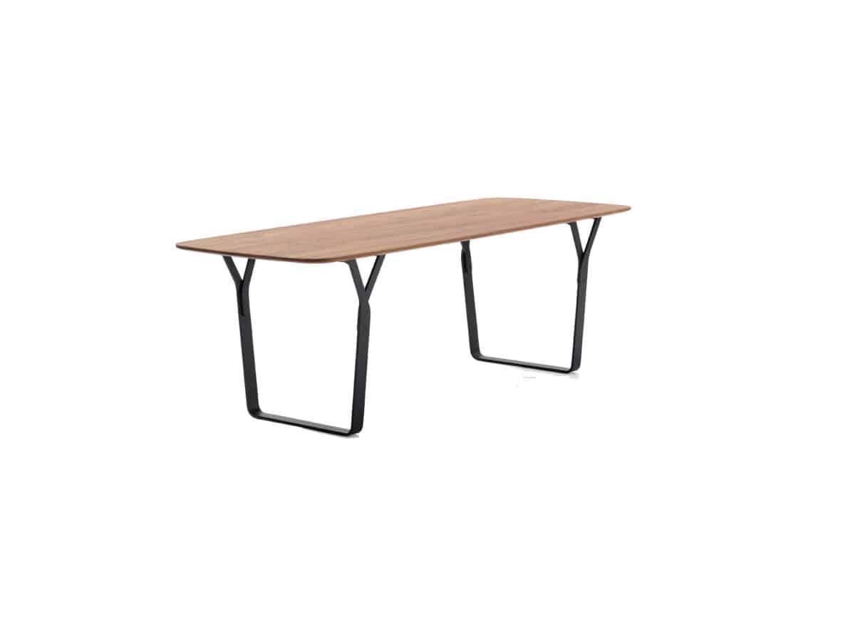 Arco tafel Essential steel