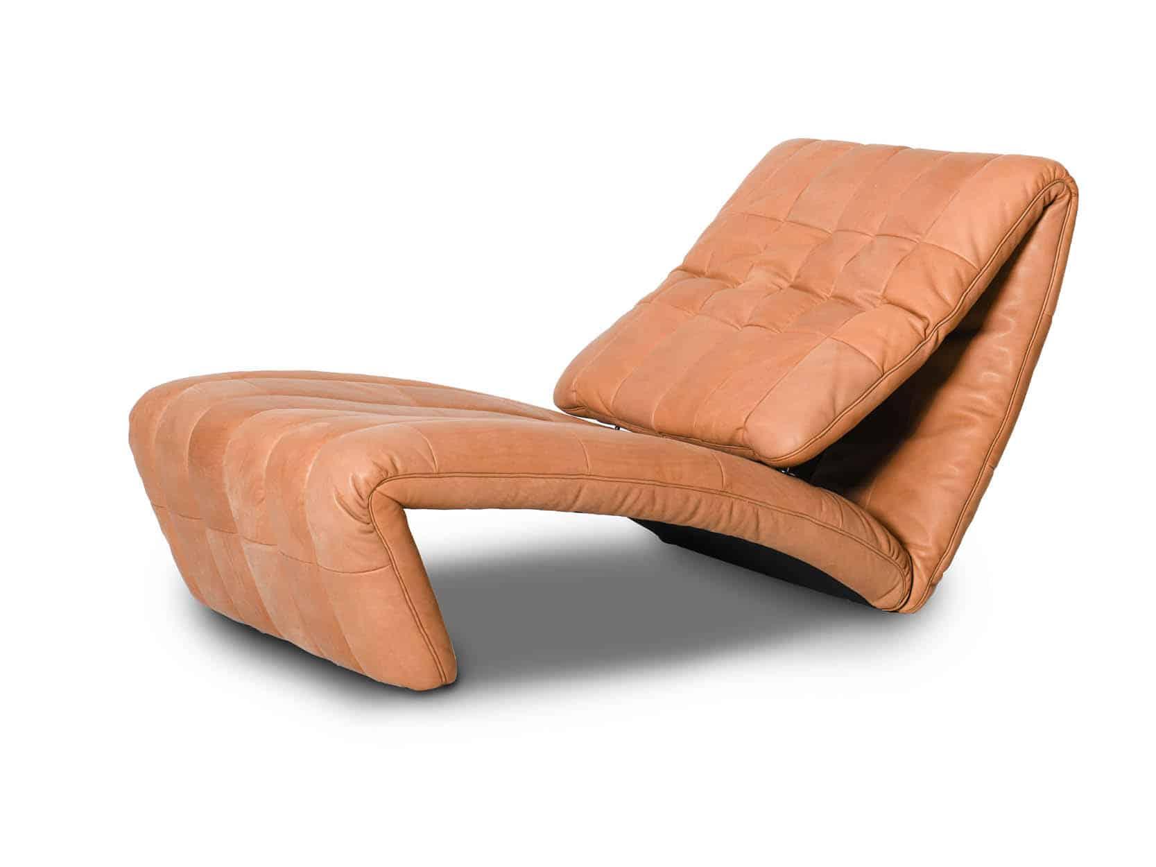 De Sede fauteuil DS-266 zijaanzicht