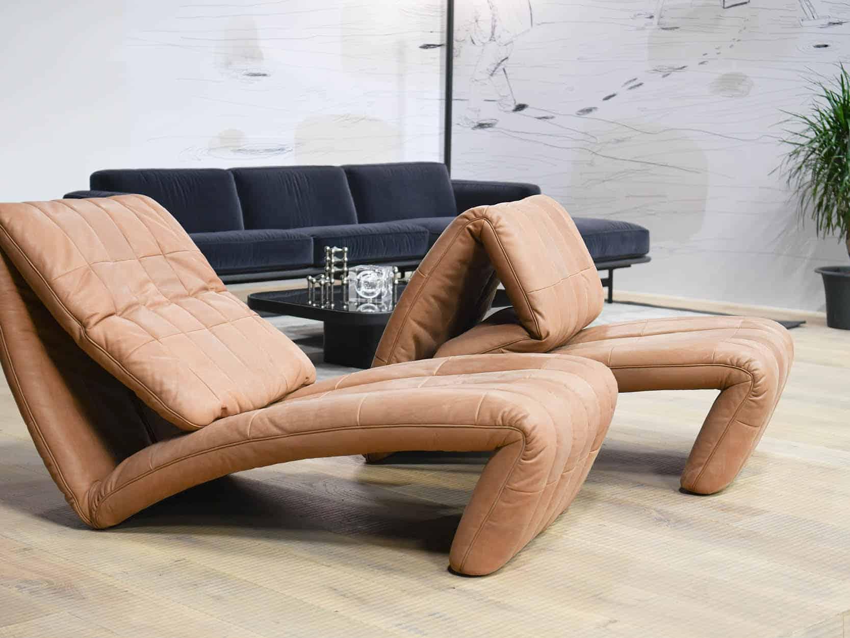 De Sede fauteuil DS-266 sfeer