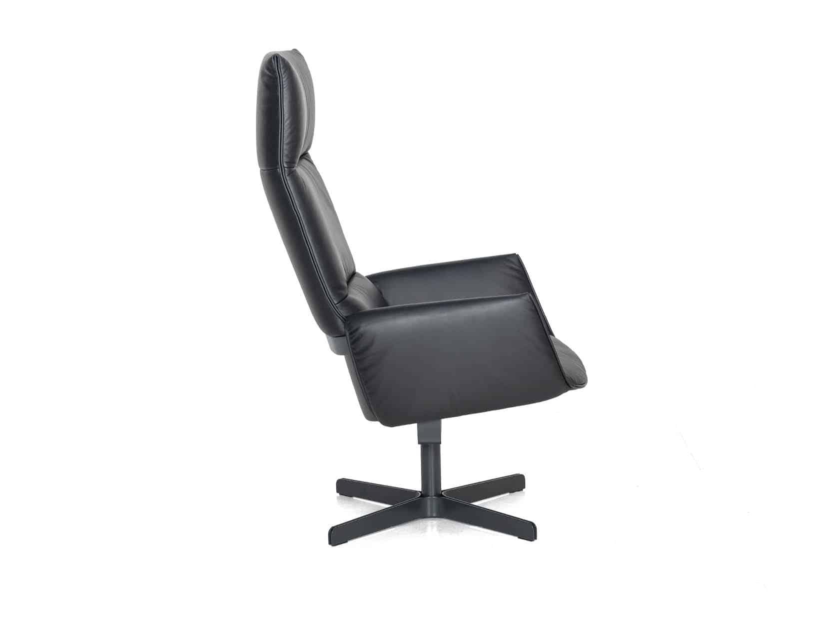 De Sede fauteuil DS-344 zijaanzicht