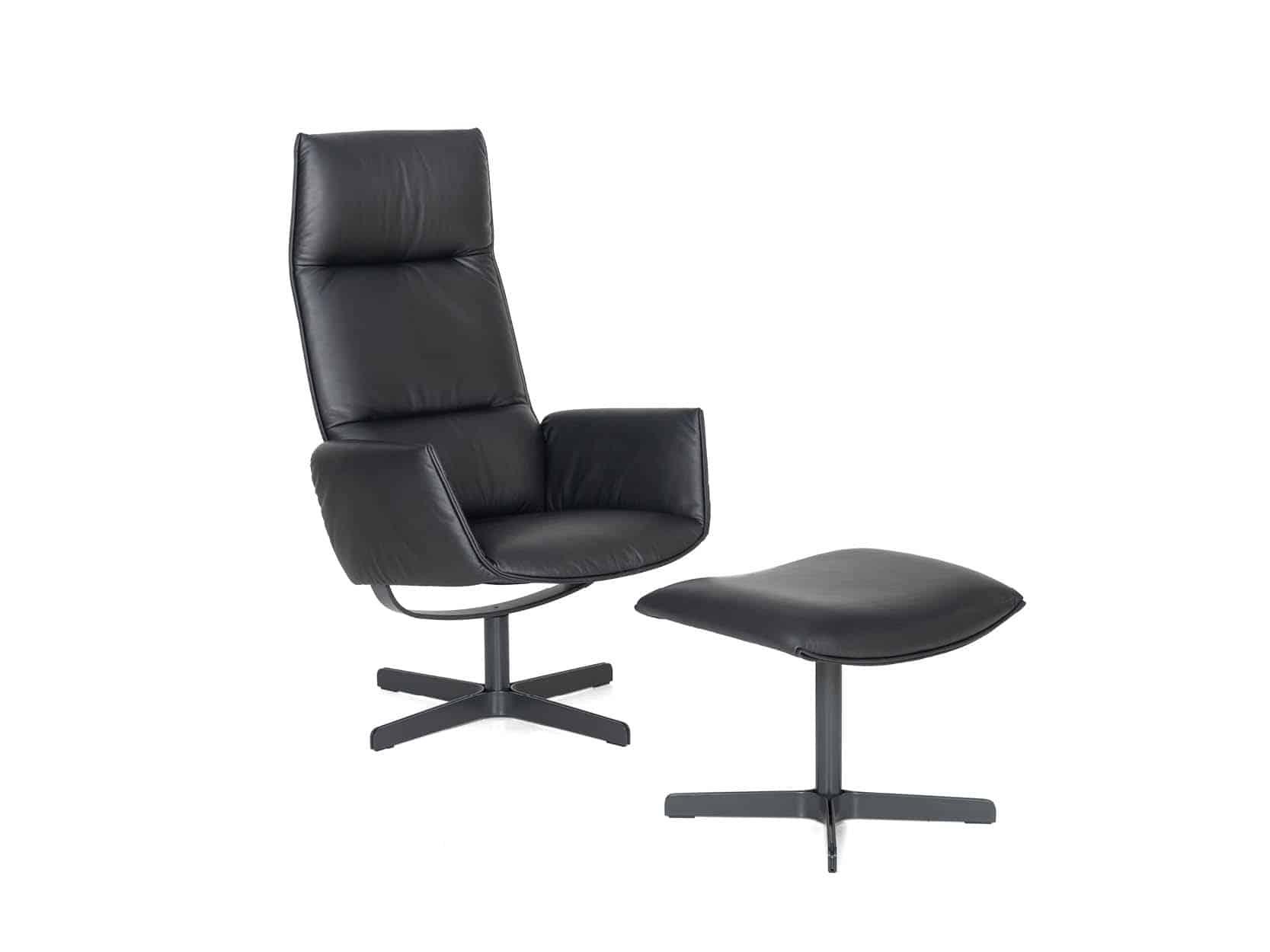 De Sede fauteuil DS-344 schuin