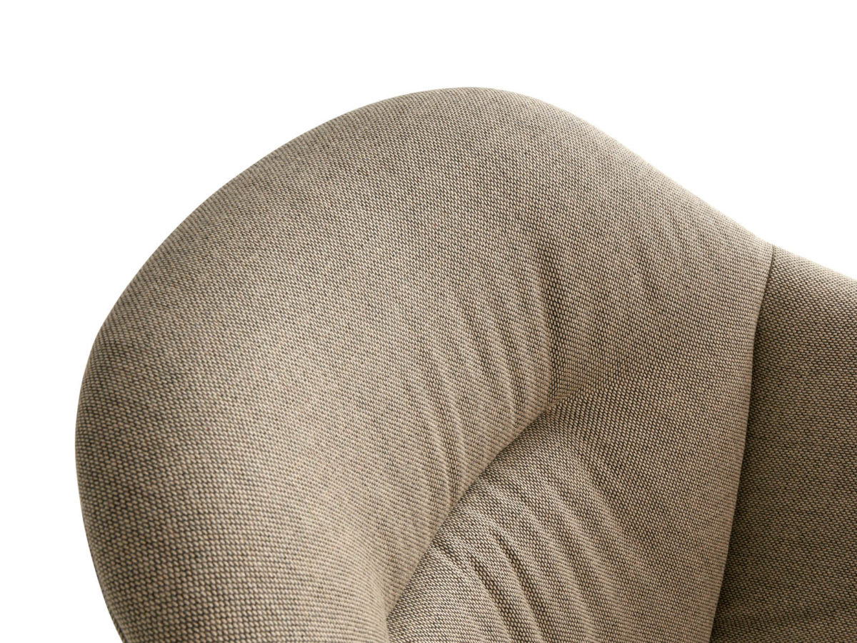 HAY fauteuil AAL83 soft detail